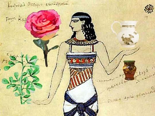 Nước hoa của Nữ hoàng Cleopatra - Ảnh 3.