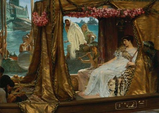 Nước hoa của Nữ hoàng Cleopatra - Ảnh 5.