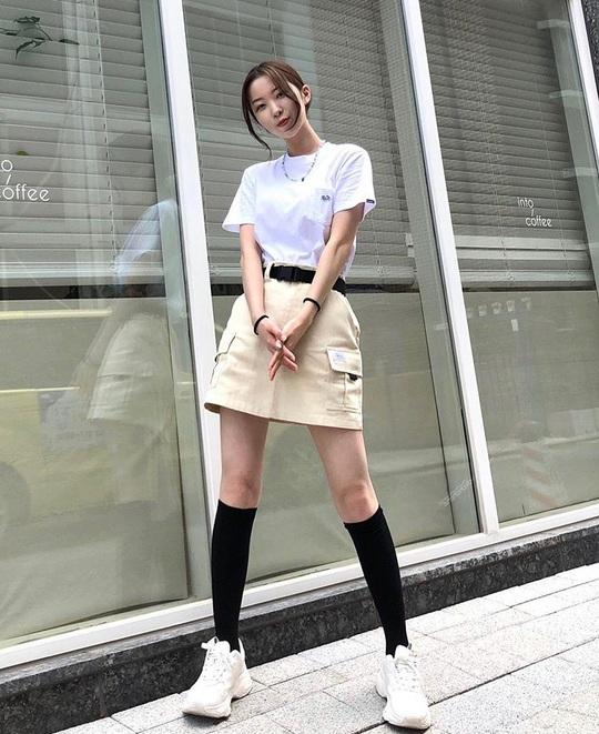 Muôn kiểu chân váy được ưa chuộng nhất mùa hè - Ảnh 8.