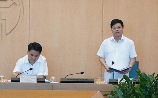 Ai thay ông Nguyễn Đức Chung chỉ đạo phòng chống dịch Covid-19 ở Hà Nội? - Ảnh 1.