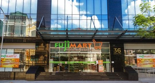 Có siêu thị Fujimart thứ 2 ở Hà Nội trong tháng 8 - Ảnh 1.
