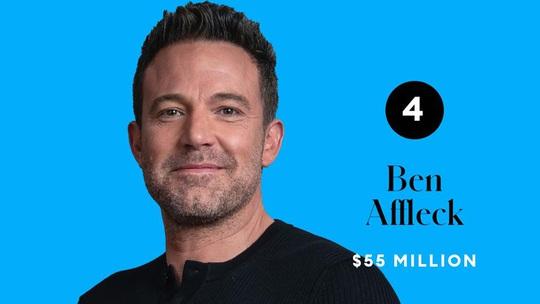 10 tài tử kiếm tiền nhiều nhất năm - Ảnh 4.