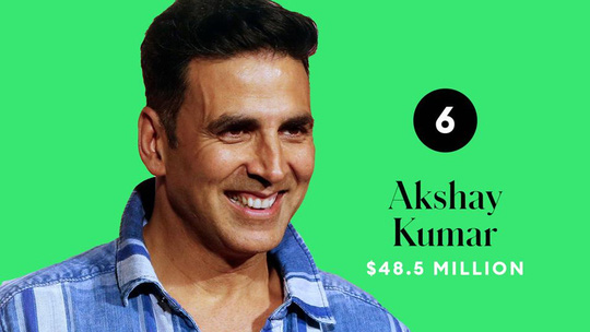10 tài tử kiếm tiền nhiều nhất năm - Ảnh 6.
