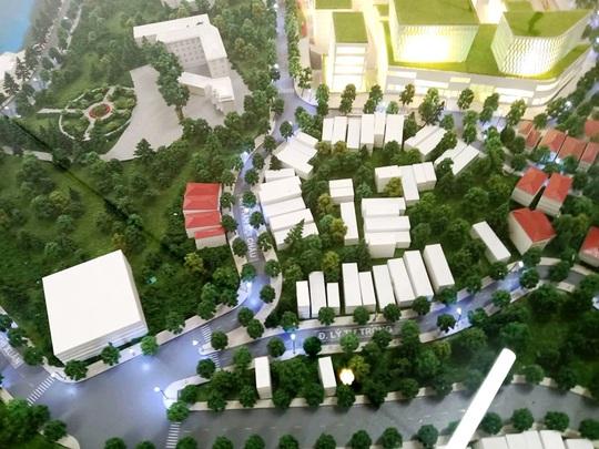 Cận cảnh Dinh Tỉnh trưởng trước khi quy hoạch khu Trung tâm Hòa Bình - Đà Lạt - Ảnh 14.