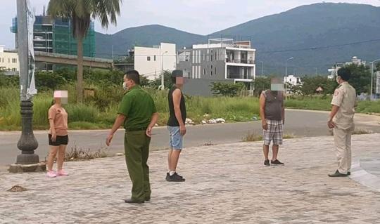 Đà Nẵng phòng chống Covid-19: Tập trung đi bộ, đạp xe đi thể dục có thể bị phạt đến 10 triệu đồng - Ảnh 1.