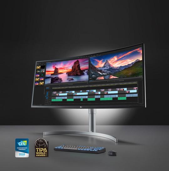 LG trình làng dòng màn hình mới tại Việt Nam - Ảnh 3.
