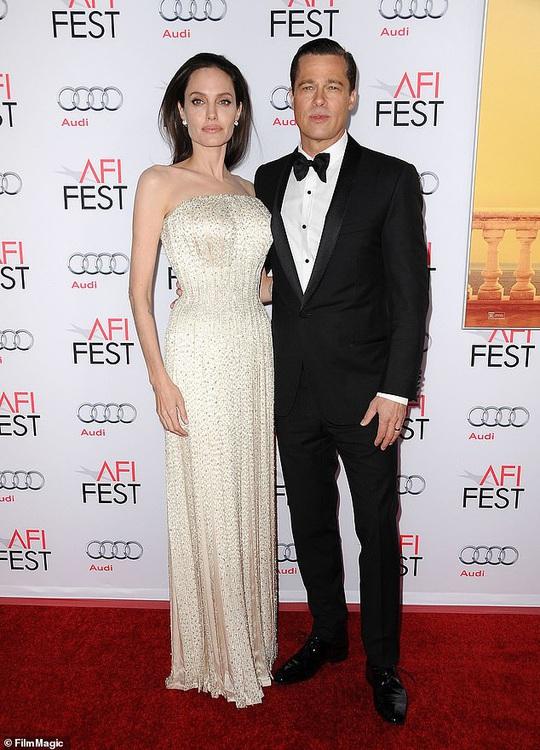 Tình tiết mới vụ ly hôn giữa Brad Pitt và Angelina Jolie - Ảnh 1.