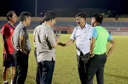 CLB xin tiền để chơi V-League! - Ảnh 1.