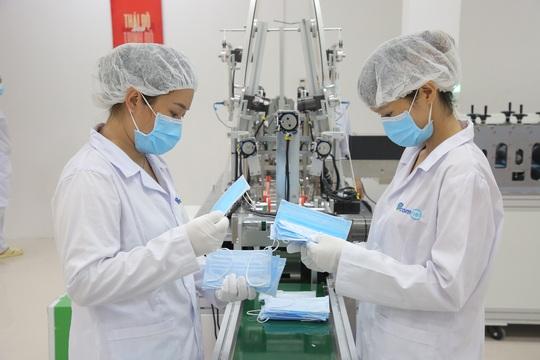Doanh nghiệp bán khẩu trang y tế Ecom Net bình ổn thị trường - Ảnh 2.