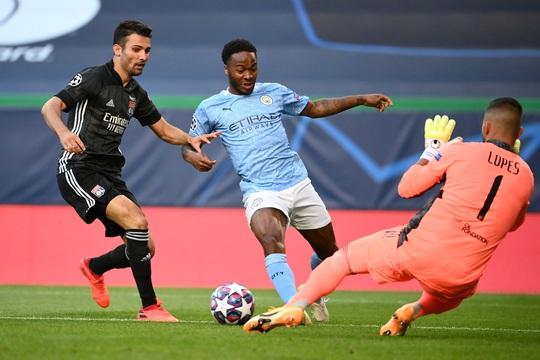 Đại địa chấn Champions League, Lyon quật ngã đại gia Man City - Ảnh 2.