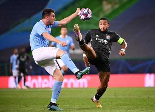 Đại địa chấn Champions League, Lyon quật ngã đại gia Man City - Ảnh 4.