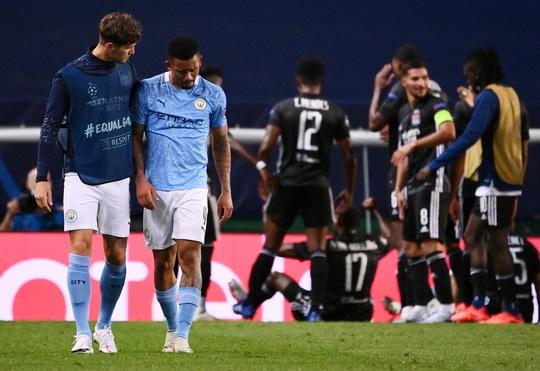 Đại địa chấn Champions League, Lyon quật ngã đại gia Man City - Ảnh 9.