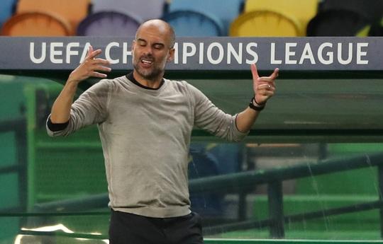 Đại địa chấn Champions League, Lyon quật ngã đại gia Man City - Ảnh 1.