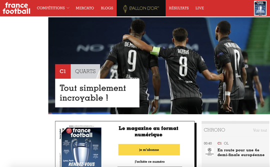 Truyền thông xứ Lục lăng mơ chung kết toàn Pháp, báo Anh giễu Sterling - Ảnh 4.