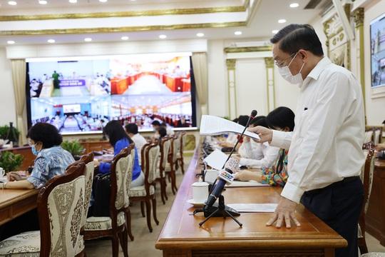 TP HCM: Mở rộng xét nghiệm người đến từ Quảng Nam, Quảng Ngãi, Hà Nội, Hải Dương - Ảnh 1.