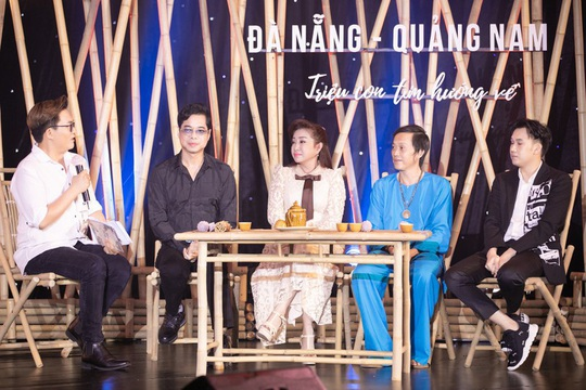 Sao Việt chung tay hướng về Đà Nẵng, Hoài Linh làm thơ - Ảnh 5.