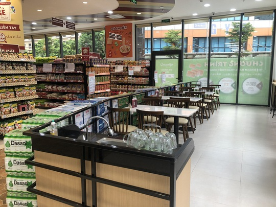 Bên trong siêu thị kiểu Nhật thứ 2 của FujiMart tại Hà Nội - Ảnh 5.