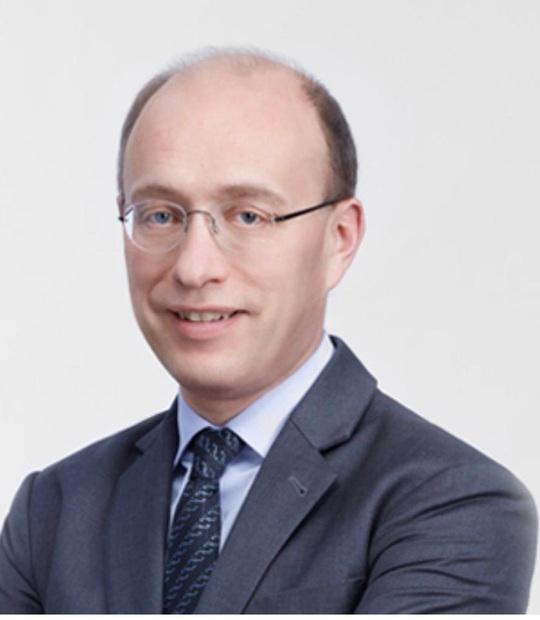 Techcombank bổ nhiệm tổng giám đốc là người nước ngoài - Ảnh 1.