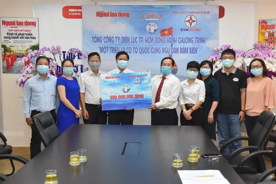 Công đoàn EVNHCMC chủ động tham gia thực hiện trách nhiệm xã hội của doanh nghiệp, góp phần phát triển cộng đồng. - Ảnh 2.