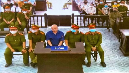 Bị tuyên phạt 2 năm 6 tháng tù, Đường Nhuệ gửi lời chúc sức khỏe tới Hội đồng xét xử - Ảnh 1.