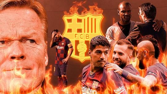 HLV Ronald Koeman chính thức dẫn dắt Barcelona, làm thầy Messi - Ảnh 3.