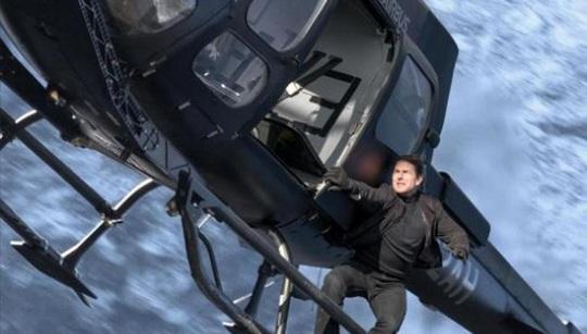 """Tom Cruise lại mạo hiểm với """"Nhiệm vụ bất khả thi 7"""" - Ảnh 3."""