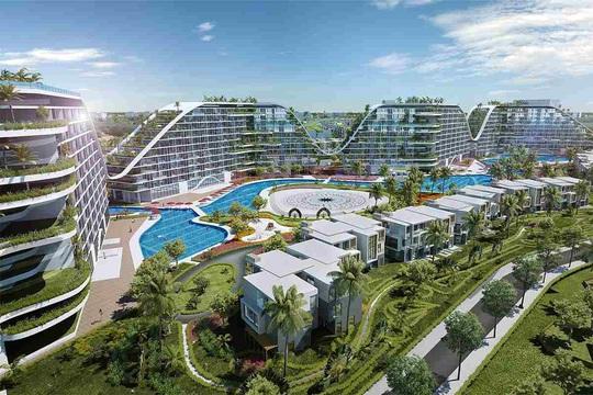 Ấn tượng những khu nghỉ dưỡng biển có kiến trúc độc đáo hàng đầu Việt Nam - Ảnh 4.