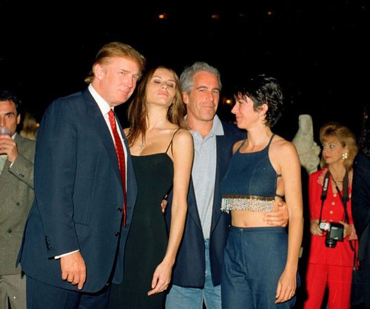 Ông Bill Clinton lần nữa rũ bỏ quan hệ với tỉ phú ấu dâm - Ảnh 2.