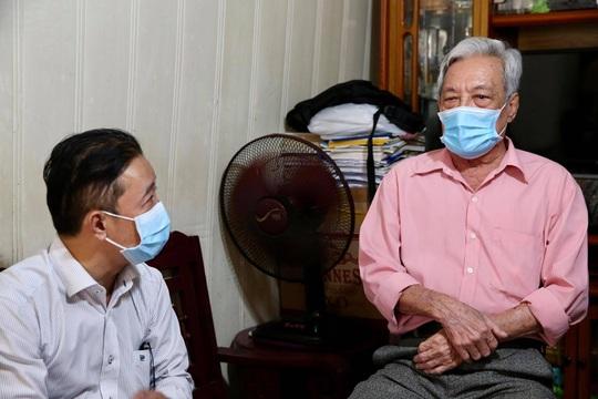 Mai Vàng nhân ái thăm NSƯT Phương Tùng - Ảnh 5.