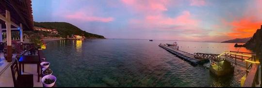 Lãng mạn biển đêm trên đảo Đông Tằm - Ảnh 1.
