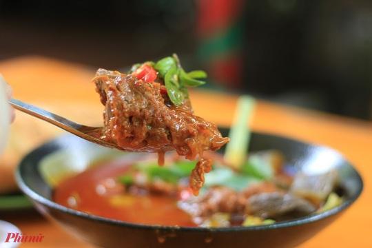 Dê và các món từ thịt dê được yêu thích ở TP HCM - Ảnh 3.