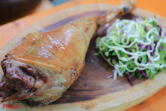 Dê và các món từ thịt dê được yêu thích ở TP HCM - Ảnh 12.
