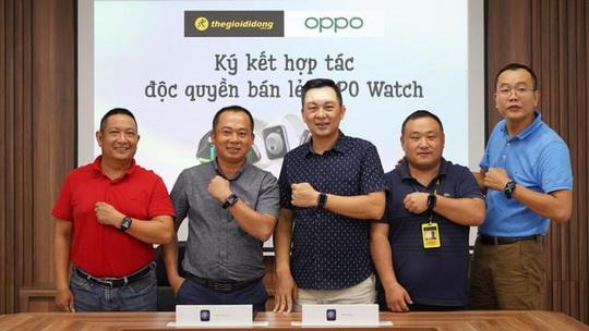 Oppo Watch, Samsung Watch 3 và Mi Band 5: Vì sao tất cả đều chọn Thế Giới Di Động? - Ảnh 3.
