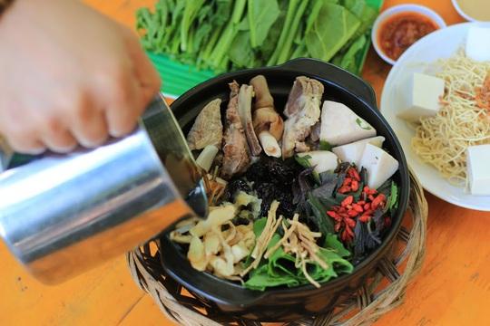 Dê và các món từ thịt dê được yêu thích ở TP HCM - Ảnh 4.