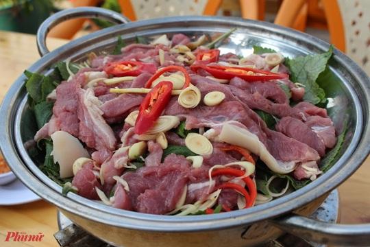 Dê và các món từ thịt dê được yêu thích ở TP HCM - Ảnh 5.