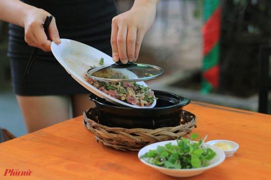 Dê và các món từ thịt dê được yêu thích ở TP HCM - Ảnh 8.