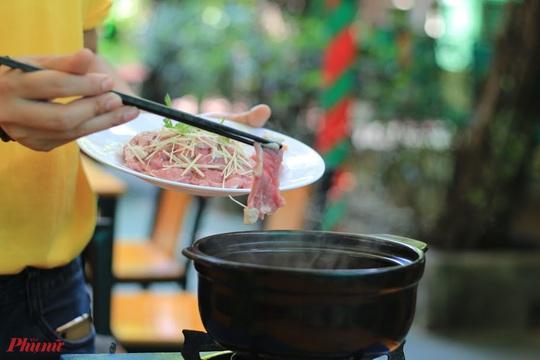 Dê và các món từ thịt dê được yêu thích ở TP HCM - Ảnh 9.