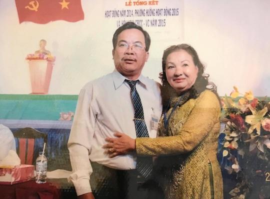 Cần Thơ: Mai vàng nhân ái thăm NS Kiều Mỹ Dung và NS Thạch Sỹ Long - Ảnh 2.