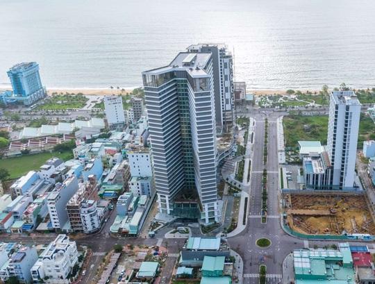 Tầm nhìn đắt giá tại biểu tượng kiến trúc mới của Quy Nhơn - Ảnh 1.