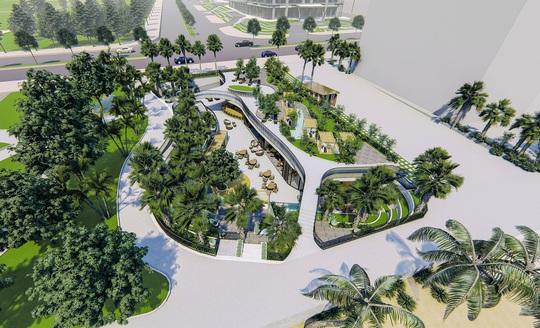 Tầm nhìn đắt giá tại biểu tượng kiến trúc mới của Quy Nhơn - Ảnh 2.