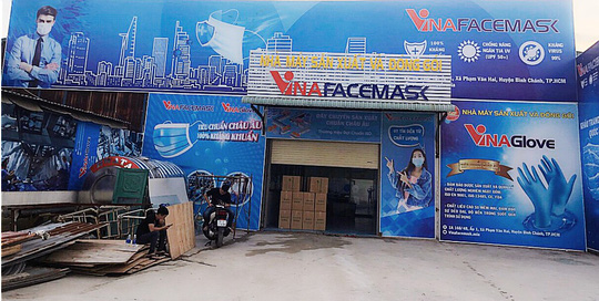 Vinafacemask cùng cộng đồng đẩy lùi Covid-19 - Ảnh 2.