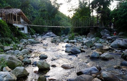 Cuối tuần đi trốn ở thung lũng Nậm Cang - Ảnh 2.