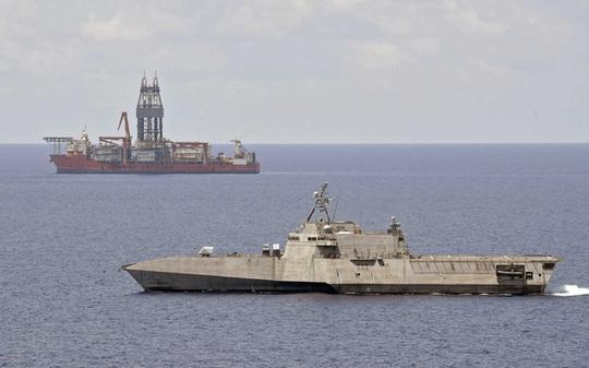 ASEAN không còn nhường Trung Quốc trên biển Đông - Ảnh 3.