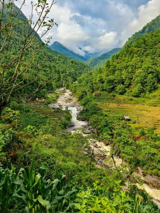 Cuối tuần đi trốn ở thung lũng Nậm Cang - Ảnh 5.