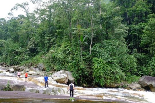 Cuối tuần đi trốn ở thung lũng Nậm Cang - Ảnh 9.