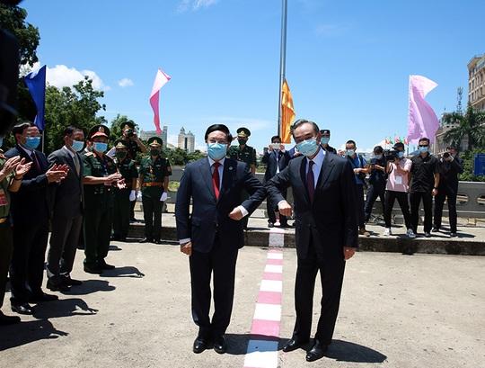 Việt Nam - Trung Quốc kỷ niệm 20 năm ký Hiệp ước biên giới - Ảnh 1.
