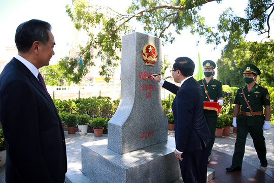 Việt Nam - Trung Quốc kỷ niệm 20 năm ký Hiệp ước biên giới - Ảnh 2.