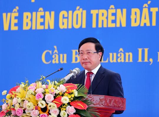 Việt Nam - Trung Quốc kỷ niệm 20 năm ký Hiệp ước biên giới - Ảnh 3.