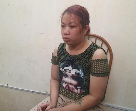 Tạm giữ hình sự người phụ nữ bắt cóc bé trai ở Bắc Ninh - Ảnh 1.