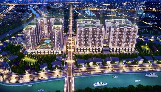 Hoàng Quân chuyển nhượng Dự án Nhà ở xã hội HQC Tây Ninh cho Golden City - Ảnh 1.